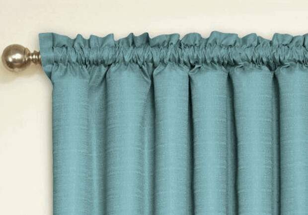 А вы знали, как правильно вешать шторы?