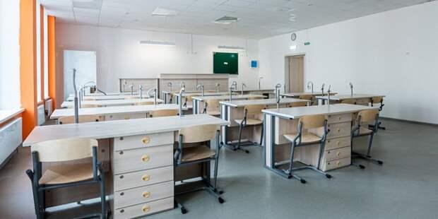Учебный корпус на 350 мест для школы №597 построили на Петрозаводской