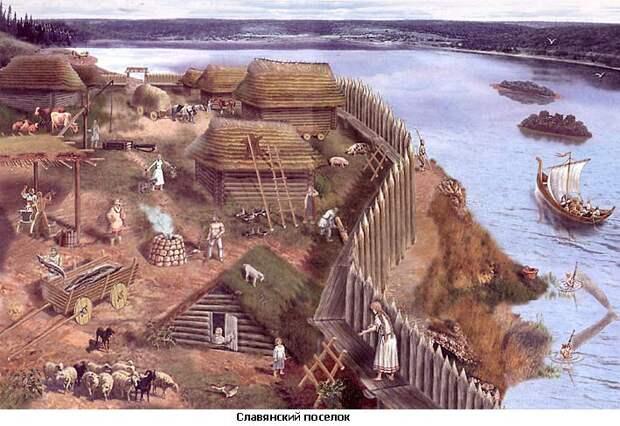 Древний Смоленск и Гнёздово.