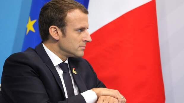 """Макрон предложил Западу обозначить """"красные линии"""" для России"""