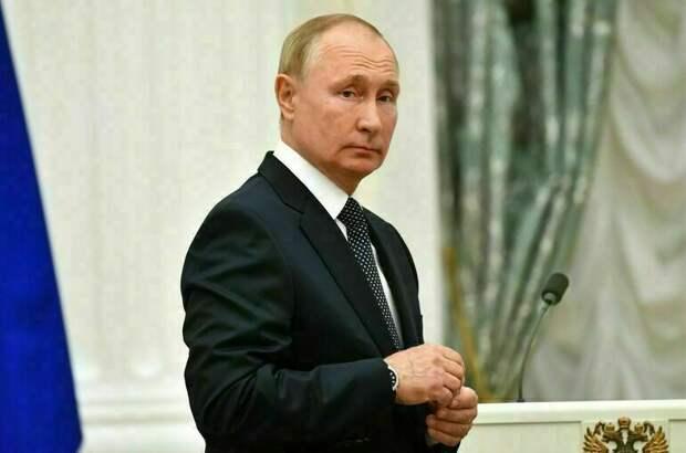 Путин обратился к россиянам в преддверии выборов