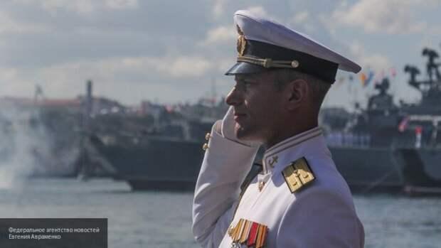 Вице-адмирал Гайдук признал беспомощность флота Украины перед ВМФ России