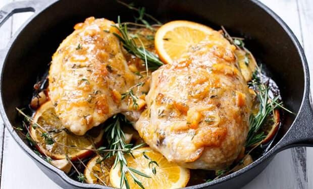 Кладем в обычную еду апельсины и лимоны. Изменили вкус и убавили жир с помощью одного ингредиента