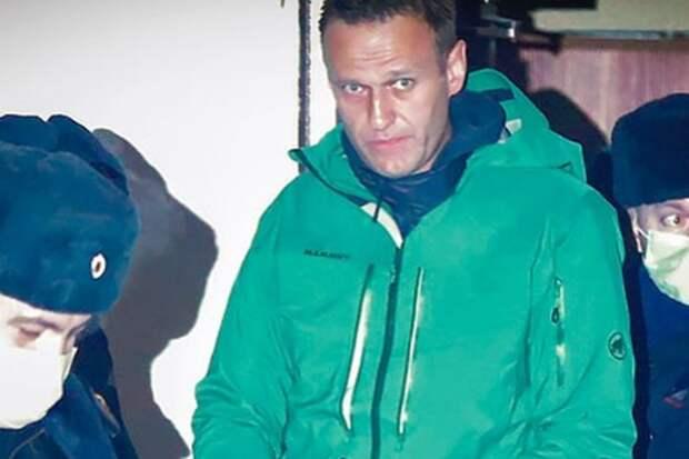 Навального в СИЗО поставили на учет как склонного к побегу
