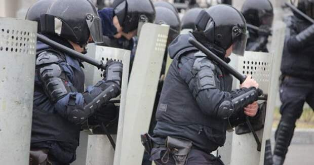 На митинге в Ингушетии силовики открыли стрельбу