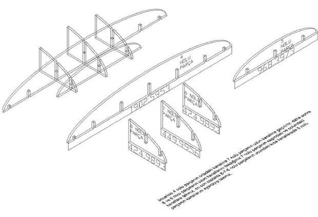 Идея дизайна современного стеллажа