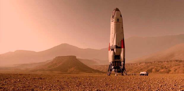Китай отправит исследовательскую миссию к Марсу в 2020