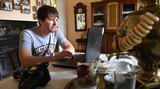 Андрей Дёмин — главный блогер на селе