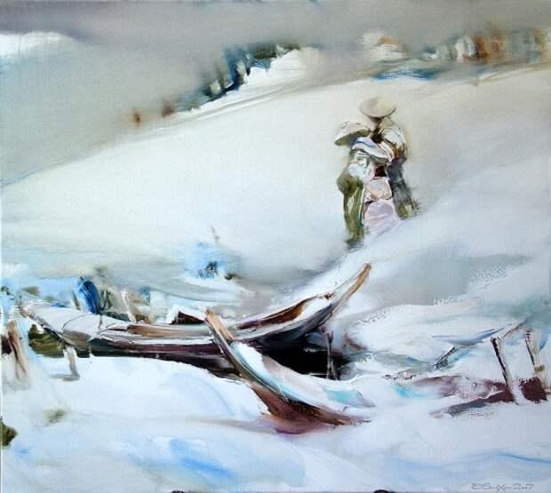 художник Валерий Блохин картины – 06