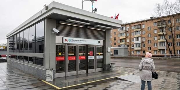 После открытия новых станций метро вы быстрее добираетесь до работы? — новый опрос