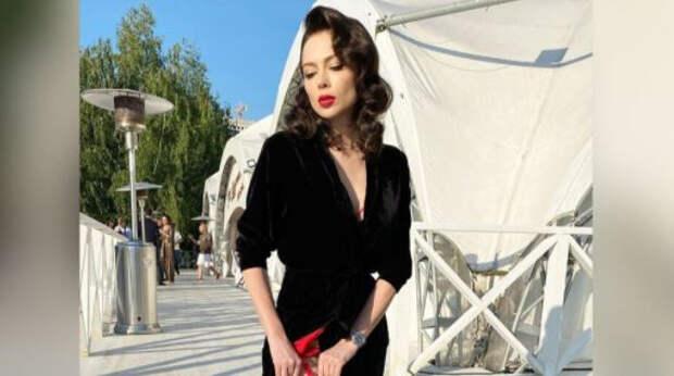 Названо имя таинственного избранника актрисы Настасьи Самбурской