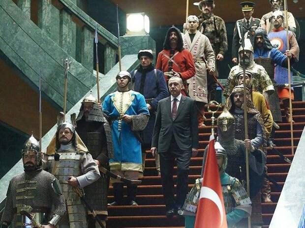 Халифату Эрдогана нужна Турция в роли сверхдержавы