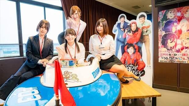 Японцы открыли тематический парк сблэкджеком ипорнозвездами