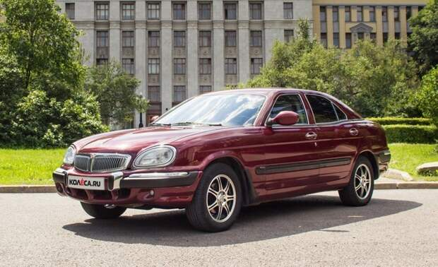 ГАЗ-3111 автомобили, газ, фоторепортаж