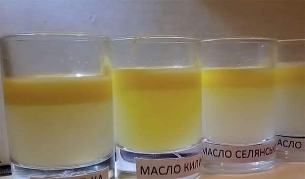 Проверяем качество сливочного масла: 3 простых способа
