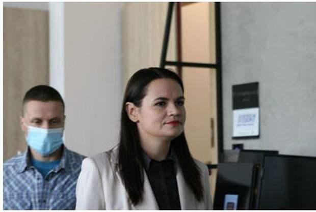 Тихановская проведет встречу с замгоссекретаря США