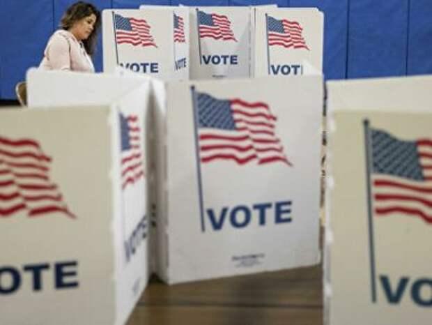 США ввели санкции против 4 лиц, связанных с Россией, за попытки повлиять на американские выборы