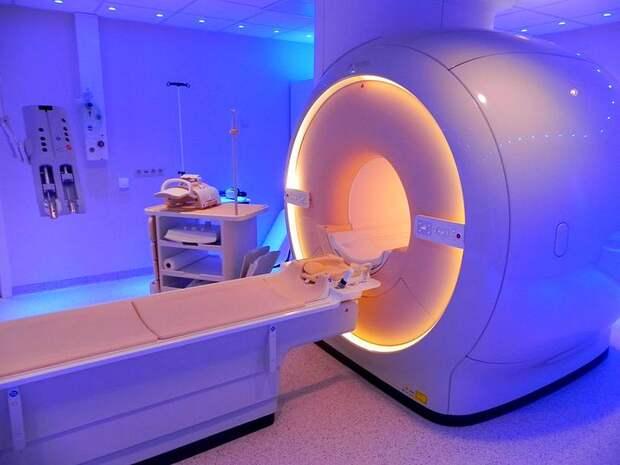 МРТ височных костей