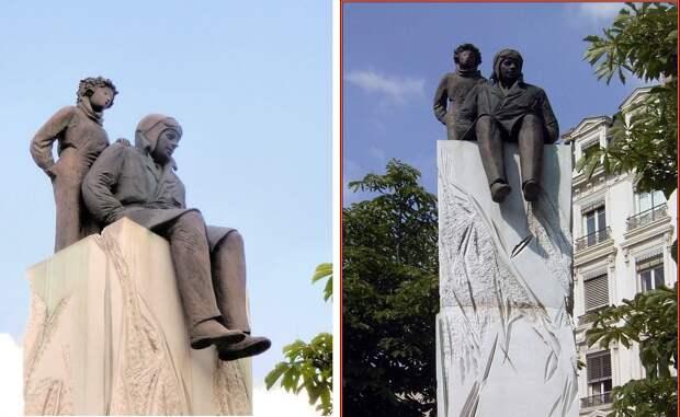 Великие истории любви. Антуан де Сент-Экзюпери и Консуэло Гомес Каррильо