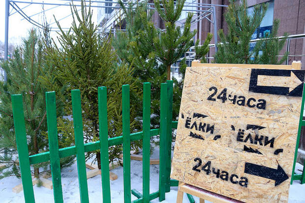 На Кубани будут работать 573 новогодние ярмарки и елочных базара
