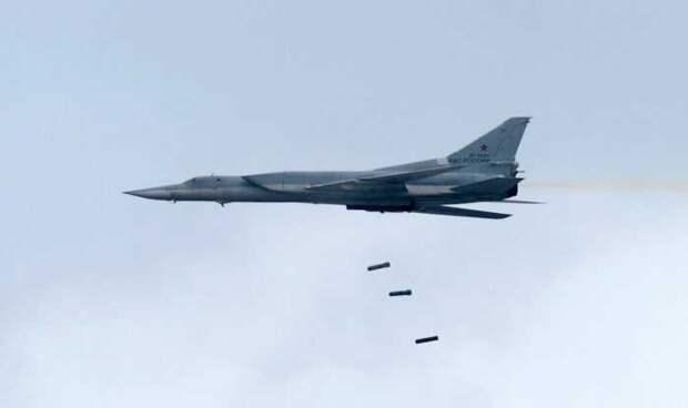 Учения в Черном море завершатся ударом Ту-22М3 ВКС РФ по кораблям НАТО