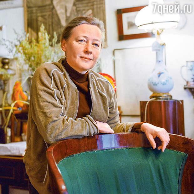 Ия Саввина со скандалом отказалась сниматься у Кончаловского