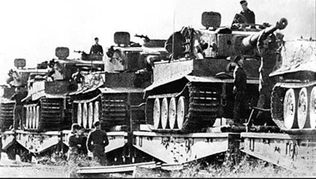 Эшелон на Восточный фронт