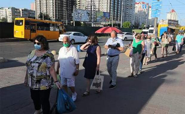 Украина: минус 20 миллионов человек