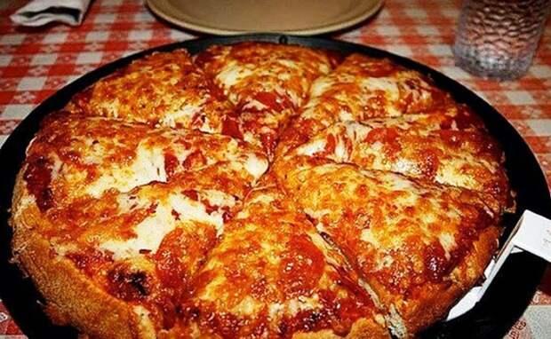Быстрая пицца на сковородке – вкуснятина без особых усилий