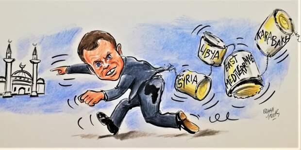 Франция требует и жалуется