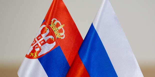 В Сербии заговорили на русском