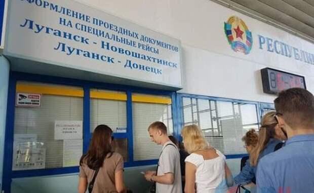 Интеграция вРоссию: вЛНР голосуют попоправкам вроссийскую Конституцию