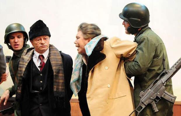 «Антихрист был убит в Рождество»: как судили Чаушеску