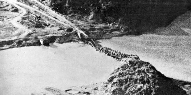 873 вылета над Сонгмой: как американцы попали в Пасть дракона