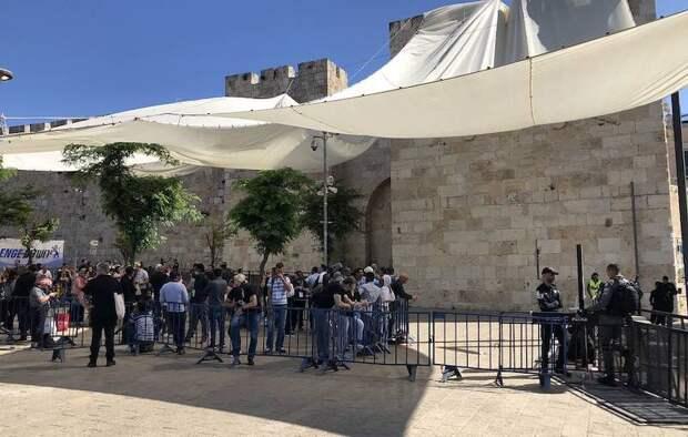 В Иерусалиме пройдет церемония схождения Благодатного огня