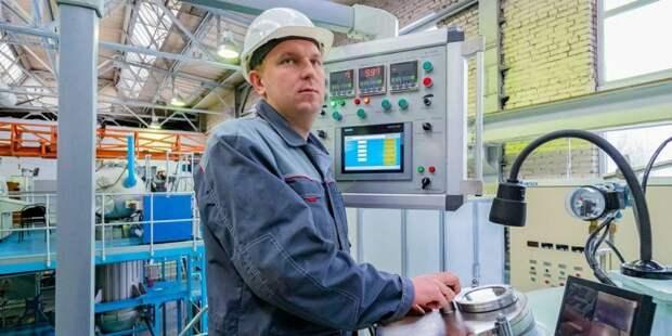 Депутат МГД: Возобновление работы промышленности и строительства в Москве поможет российскому бизнесу Фото: mos.ru