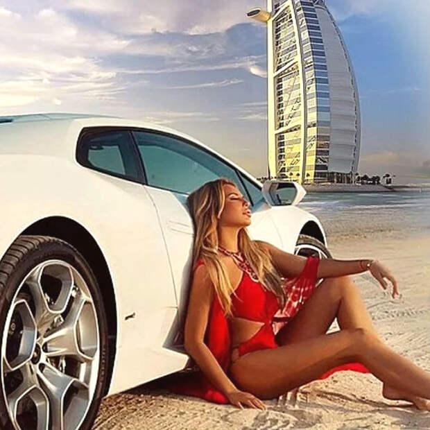 «Обидно за наших девок»: Бородина рассказала, что в Дубайе эскортницы - сплошь русские и украинки