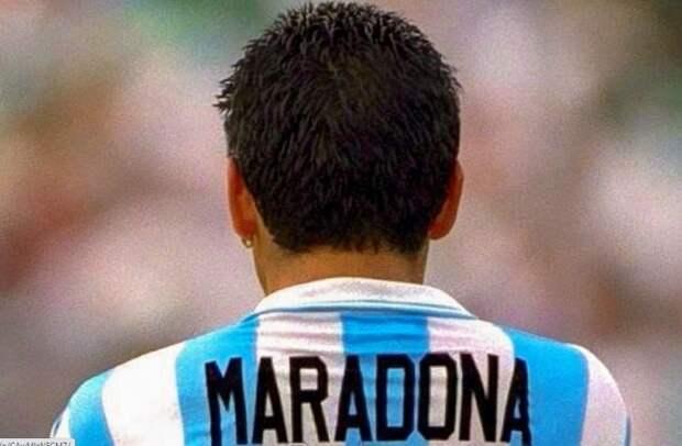 Главный стадион Неаполя переименуют в «Диего Армандо Марадона», объявил мэр города
