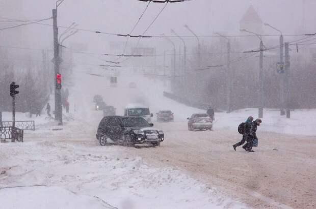 Аномальные холода и шквалистый ветер придут на праздники в Тверскую область