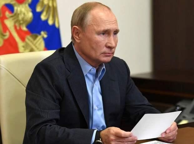 Путин подписал закон о новом порядке формирования правительства