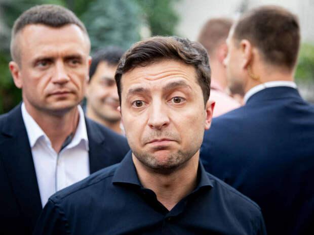 На Украине оценили шансы Зеленского стать «последним президентом»