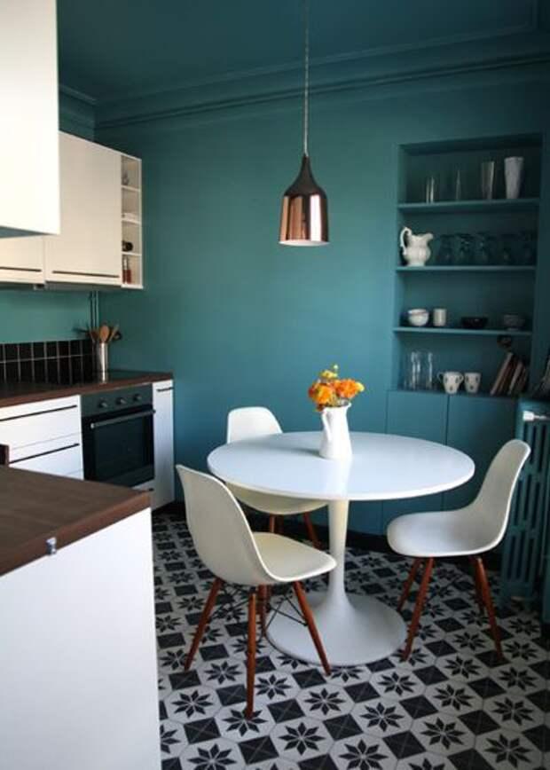 Современный Кухня by Emmanuelle Cohendet