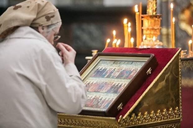 В РПЦ рассказали о падении доходов храмов из-за обеднения населения