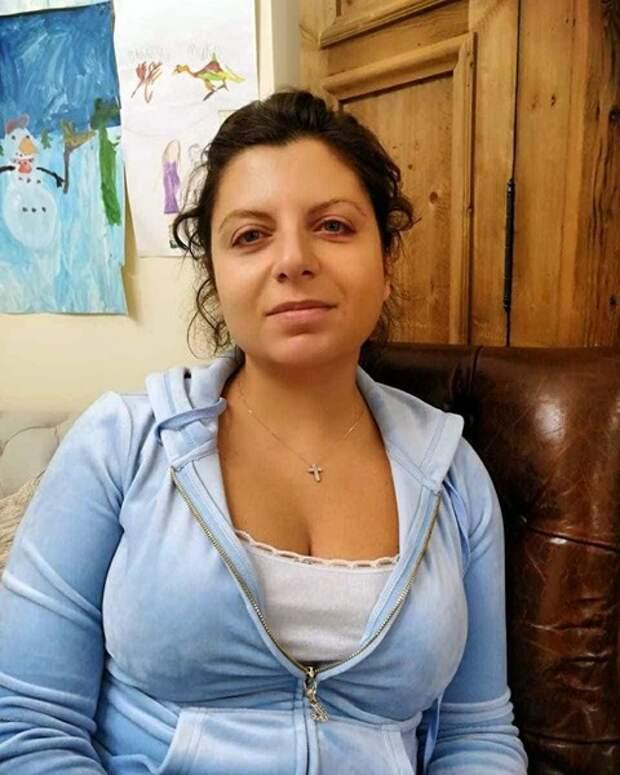 «От спорта кг только растут»: Маргарита Симоньян раскрыла подробности своей «ленивой» диеты