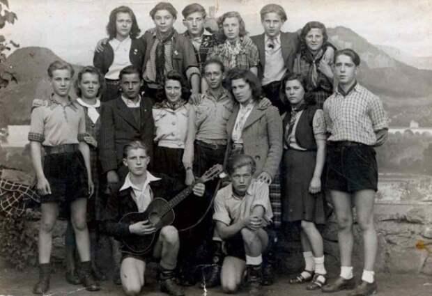 «Пираты эдельвейса»: какие немецкие подростки боролись с нацистами