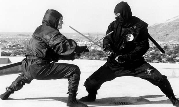 Ниндзя – средневековые воины-шпионы