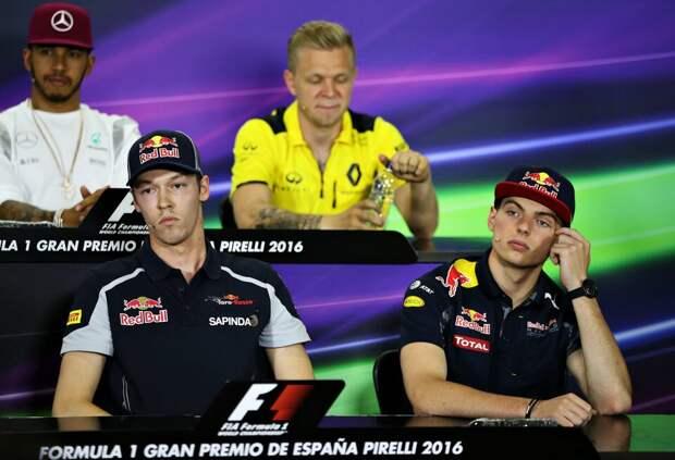 Кристиан Альберс: В Red Bull не уважают своих гонщиков – вспомните увольнение Квята