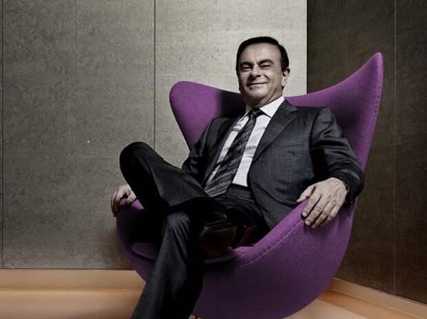 Глава Nissan-Renault Карлос Гон не собирается в президенты Ливана