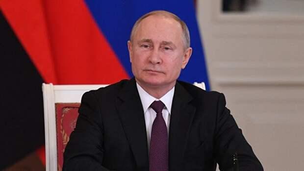 Путин одобрил пять новых налогов