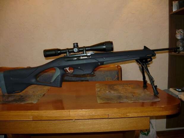 Охотничий карабин МР-161К – мелкокалиберное оружие с «космическим» дизайном
